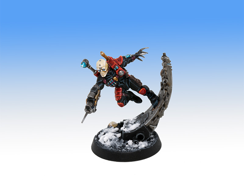 Assassinorum Execution Force - Character Level Painting Commission